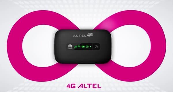 4G от Алтел
